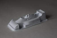 "BOLID FORMULA 1/24 Renault RS01 1976 body, PVC, thin .015"" (0.4 mm) - #6544-P"