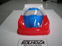 KOLHOZA PRODUCTION 1/24 SUBARU BODY, LEXAN, thickness 0.175 mm