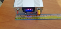 WORM JIM SLOT 1- 24 (36)V, 10A Power Supply. 110V or 230V. Weight 790 gr. - (Aluminum box!) Size: 150 x 105 x 55 mm.