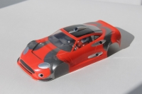 "BOLID ""TEAPOT"" 1/24 Spyker C8 BODY, Lexan, thickness 0.25 mm, w/paint masks - #6525-PL"