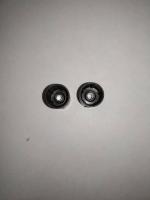 BSV Plastic rims for 2 mm axle, width 16 mm, Ø10.5 mm - #BSV1610,52
