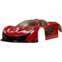 "BOLID ""TEAPOT"" 1/24 MCLAREN P1 BODY, PVC, thickness 0.4 mm - #6121-P"