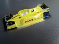 KOLHOZA F 1/32 JORDAN EI 12 2002 CUSTOM PAINTED BODY - KZA#2014