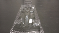 "OLEG Clear Body Formula 1/24 McLaren MCL 35 2020, Lexan .007"" (0.175 mm) - #0141"