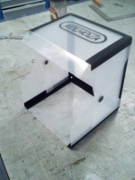 """Protective cover """"Bus stop"""" for work with tire truers - KZA029"""