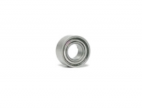 "ZHB Ballbearing 1/8"" х 1/4"" х 7/64"" (3.15 x 6.35 x 2.78 mm), shielded, 7 balls, pair - #1/8х1/4"