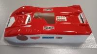 "OLEG Custom Painted Body Retro 1/24 McLaren M12 Can-Am 1969 TEXACO GOODYEAR, Lexan .010"" (0.254 mm) - #0138P1"