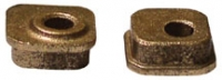 "PARMA 3/32"" (2.36 MM) SQUARE BUSHING, pair - #627"