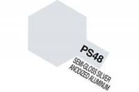 TAMIYA PS-48 METALLIC SILVER - #TAM86048