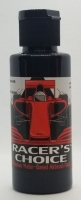 RALPH THORNE Water-based airbrush paint for polycabonate (Lexan), colour: OPAQUE BLACK, bottle 2 oz/60 ml. - #RTR5211