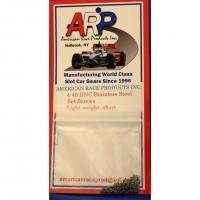 "ARP Ø4/40"" SCREW IN GEARS & RIMS, lenght 2,15 mm, 1 pc. - #ARP440"