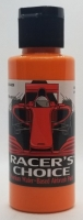 RALPH THORNE Water-based airbrush paint for polycabonate (Lexan), colour: OPAQUE ORANGE, bottle 2 oz/60 ml. - #RTR5208