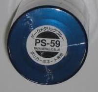 TAMIYA PS-59 DARK METALLIC BLUE - #TAM86059