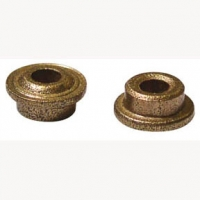 "PARMA 3/32"" X 3/16"" (2.36 X 4.76 MM) FLANGED OILITES, pair - #624"