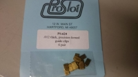 "PROSLOT Standard Lead Wire Clips, Full .012"" thick hard brass, 6 pr. - #PS624"