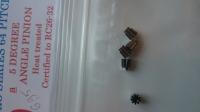 ARP PINION GEAR 64PITCH, 9T, 5° ANGLE, 2 mm bore - #ARP6409A