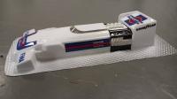 "OLEG Custom Painted Body Retro Formula 1/24 Brabham BT26 1969 MARTINI, Lexan .010"" (0.254 mm) - #0133P2"