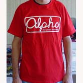 ALPHA T-SHIRT, SIZE-XL - #900XL
