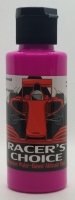 RALPH THORNE Water-based airbrush paint for polycabonate (Lexan), colour: FLOURESCENT RASPBERRY, bottle 2 oz/60 ml. - #RTR5402