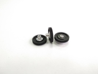 BSV Gear 72 pitch, 39T, 0° angle, 2 mm axle, with a full hub, for gluing  - #BSV72392longled