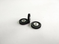 BSV Gear 72 pitch, 37T, 0° angle, 2 mm axle, with a short hub, for gluing  - #BSV72372led