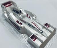KOLHOZA Body Formula 1/32 Kolhoza Mercedes W07 Hybrid (#0114LT) painted in livery F1 team McLaren MP4-22 2007, 1 pc. - #KZA2023