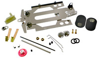 "CHAMPION TURBO FLEX KIT 1/8 AXLE 4"" - #CHA131"