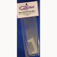 "CAMEN AIR/CONTROL KIT , THICKNESS .004"" (0,1 mm), FULL SKIRT - #CMN5900.044"