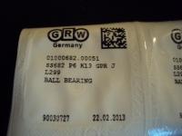 GRW Premium Precision Ballbearing 2 х 5 х 1,5 mm, unshielded - #SS682