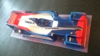 KOLHOZA F 1/32  ARROWS FA18 1997 CUSTOM PAINTED BODY - KZA#2003