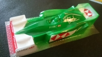 KOLHOZA F 1/32  JAGUAR R5 2004 CUSTOM PAINTED BODY - KZA#2008