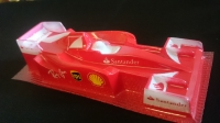KOLHOZA F 1/32 FERRARI SF 70H 2017 CUSTOM PAINTED BODY - KZA#2016