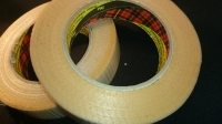 3M REINFORCED STRAPPING TAPE, 25 mm x 50 m