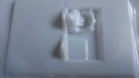 """BOLID INTERIOR FOR """"TEAPOT"""" 1/24 BODIES, Lexan, thickness 0.125 mm - #65100-L"""