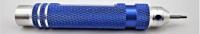 """JKP .050"""" ALLEN WRENCH W/GUIDE TOOL 3/8"""" (9.5 mm), blue- #JK8042"""