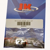JKP HAWK MOTOR SET UP, W/MAGNETS & ENDBELL - #30301