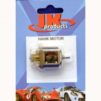 JKP HAWK MOTOR W/NEW OPTIONAL ENDBELL - JK3031