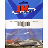 "JKP PRECISION GRIND Ø3/32"" (2.36 mm) AXLE FOR EUROSPORT 1/32 & PRODUCTION 1/32 (length 50 mm ) - #JKP55012"