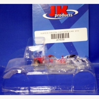 "JKP GM SUPER TRUCK-CATERPILLAR BODY, Lexan, thickness .01"" (0.25 mm) - #JK7403B"