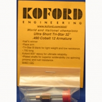 "KOFORD 760"" LONG, C12 ARMATURE (for set in Eurosport motors) - #М467-12C"