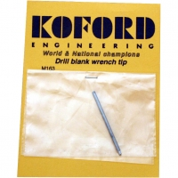 "KOFORD .050"" INSERT IN ALLEN WRENCH, straight, dia. 2 mm - #M163"