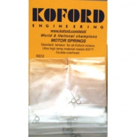 KOFORD 459/QUAD LIGHT SPRINGS, 3 coils, pair  - #M313