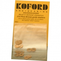"KOFORD .010"" (0.254 MM) PHOS BRONZE GUIDE WASHER, 6 pcs. - #M321"