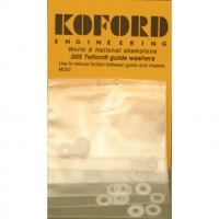 "KOFORD .005"" (0.13 MM) TEFLON GUIDE WASHER, 6 pcs. - #M322"