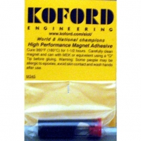 KOFORD EPOXY HIGH TEMP MAGNET ADHESIVE, one-component - #M345