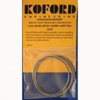 KOFORD LOW TEMP SOLDER W/FLUX CORE - #M444