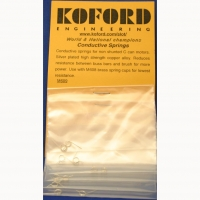 KOFORD CONDUCTIVE SPRINGS, 3 coils, pair - #M609