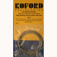 KOFORD HIGH TEMPERATURE SOLDER W/FLUX CORE - #M618