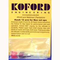 KOFORD G12 Armature for Hawk6 Neo Magnet Setup Only 40 Degrees - #M645-12-40