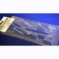 "KOLHOZA Clear Body Formula 1/32 Ferrari SF 90 thin .005"" (0.125 mm) - #0123LT"
